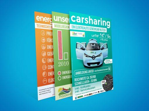 Plakate Energieagentur