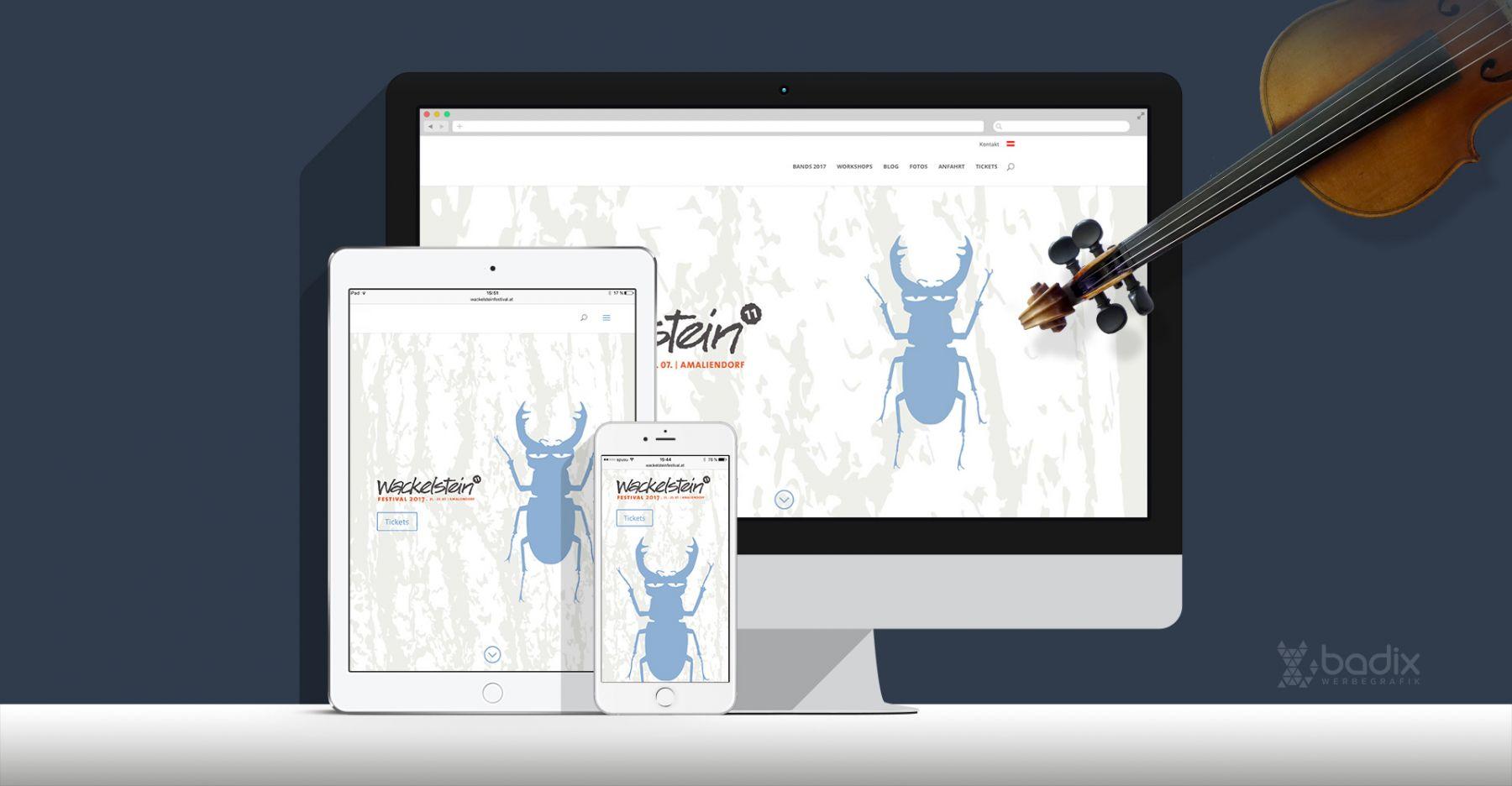 Website Zukunftsraum Thayaland (Responsive, Blog, WordPress, Divi Sitebuilder)
