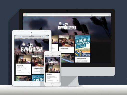 Website BVV-Thaya